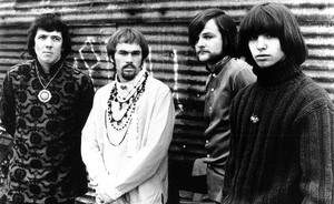 IRON BUTTERFLY (photo)
