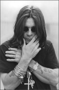 OSBOURNE Ozzy (photo)